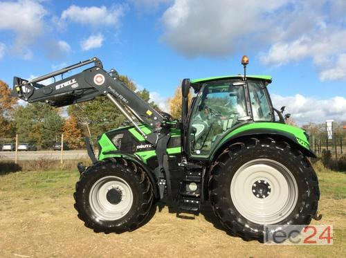 Deutz-Fahr 6185 Ttv Year of Build 2018 Lüchow