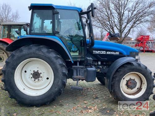 New Holland TM 135 Year of Build 2000 Lüchow