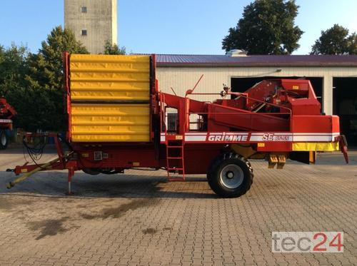 Grimme Se 75/55 Year of Build 2008 Lüchow