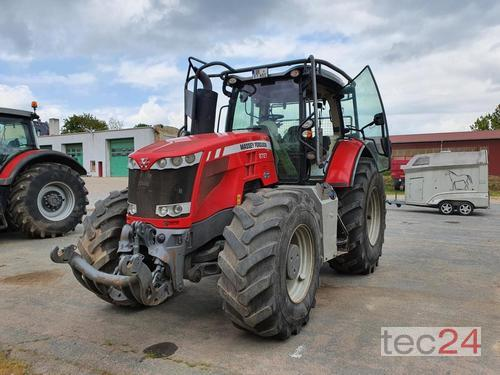 Massey Ferguson 8727 Dyna-Vt Year of Build 2015 4WD