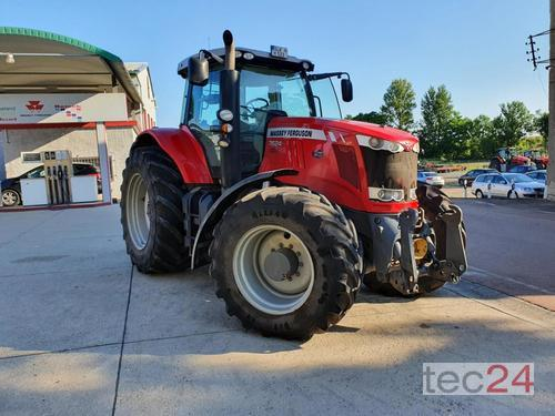 Massey Ferguson MF 7624 Dyna-VT Exclusive Year of Build 2015 4WD