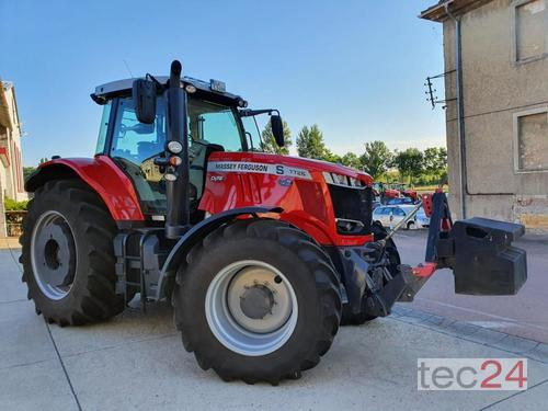 Massey Ferguson 7726s Dyna-6 Exclusive