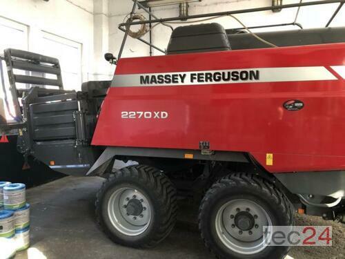 Massey Ferguson Mf 2270 Xdtc Bouwjaar 2014 Bernburg