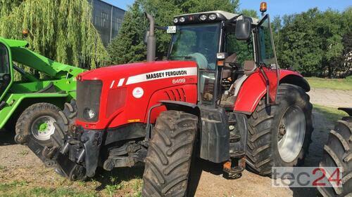 Massey Ferguson 6499 Edition X400