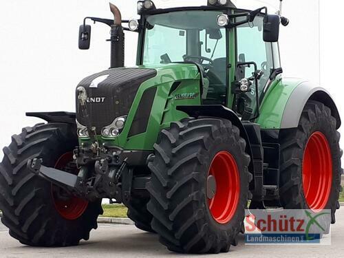 Fendt 828 Tms, Profi Plus, Fkh, Top Maschine Año de fabricación 2010 Accionamiento 4 ruedas