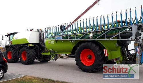 Bomech Claas Xerion Mit 18m Bomech, 32m3 Gülle, Ee 2014 Year of Build 2013 Schierling
