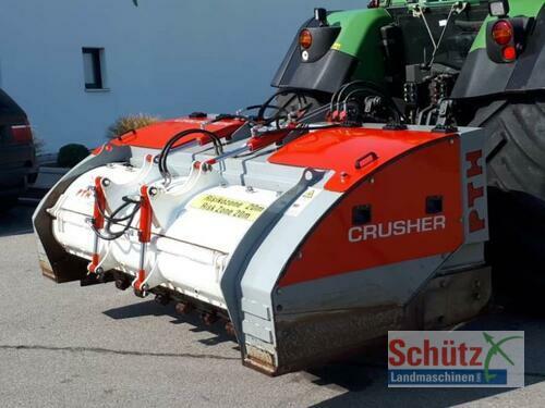 GROWI Pth Crusher 250 Rs, Steinbrecher, Asphaltabbruch Baujahr 2015 Schierling