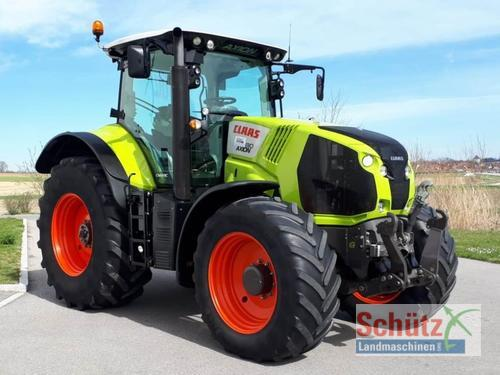 Claas Axion 810 Cmatic Allrad Schierling