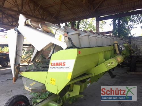 Claas Conspeed 12-75 Fc Year of Build 2011 Schierling