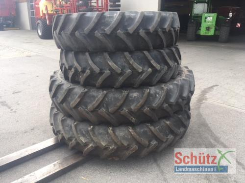 Continental 340/85r48 Und 320/90r32 Year of Build 2010 Schierling