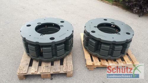 Claas Radgewichte Axion 900 2 X 825 Kg Schierling