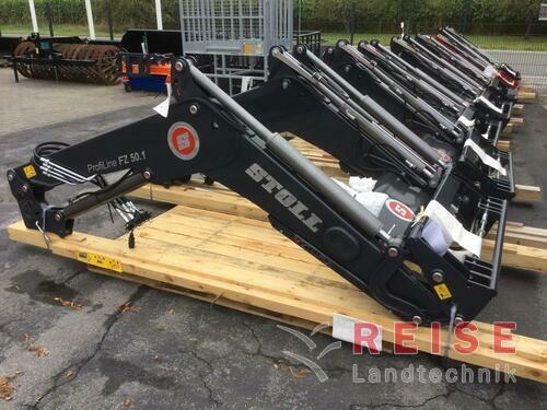 Stoll Fz 50.1 Prednji utovarivač Godina proizvodnje 2021