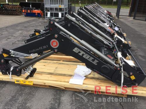 Stoll Fz 20.1 Front Loader Year of Build 2021