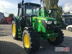 Traktor John Deere 6110M Bild 0