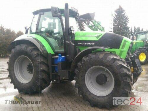 Deutz-Fahr Agrotron 7230 Ttv Mit Fina-Angebot Year of Build 2013 4WD