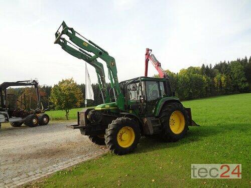 John Deere 6910 Premium Forst Frontlaster Årsmodell 2001