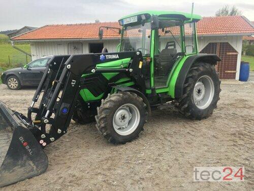 Deutz-Fahr Agroplus 60 Frontlader Baujahr 2000