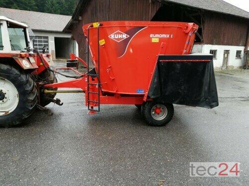 Kuhn 870 Euromix Год выпуска 2015 Bodenmais