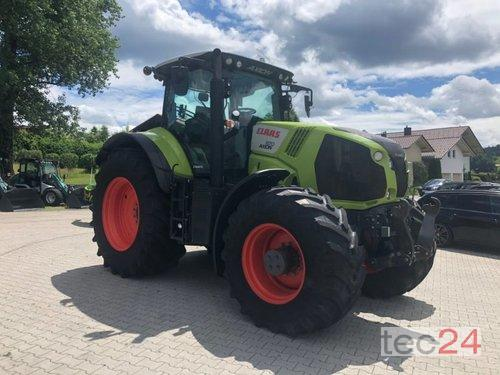 Claas Axion 870 Cmatic Årsmodell 2018 4-hjulsdrift