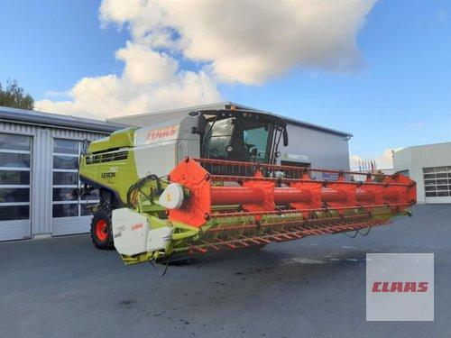 Claas Lexion 750 Mit V770 Byggeår 2018 Hof