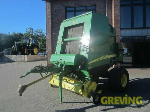 John Deere 592 Maxicut Coveredge Baujahr 2005 Ahaus-Wüllen