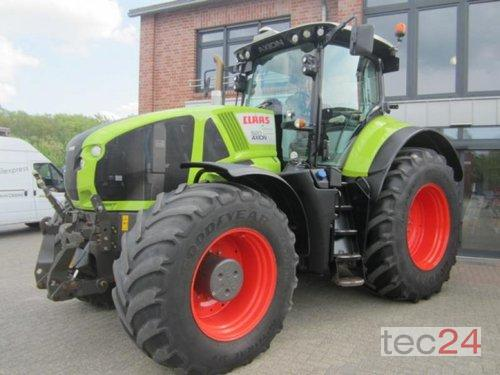 Claas Axion 920 Cmatic Year of Build 2013 Ahaus-Wüllen