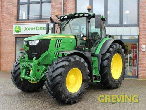John Deere 6215R Año de fabricación 2018 Accionamiento 4 ruedas