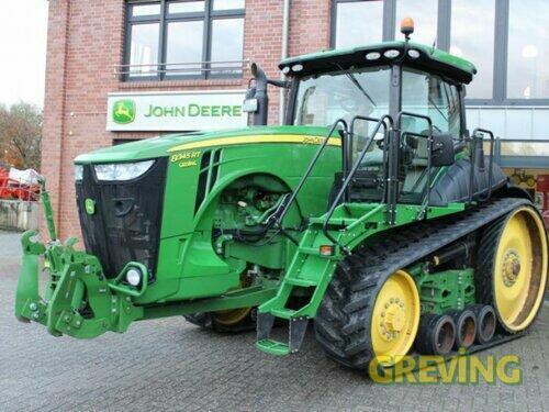 John Deere 8345RT Año de fabricación 2013 Ahaus-Wüllen