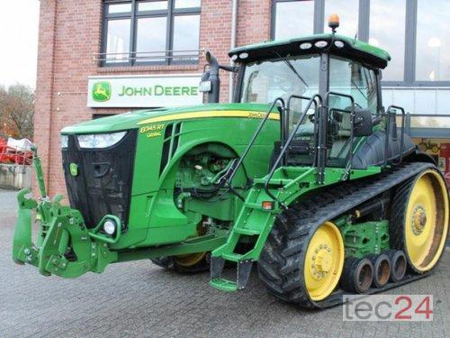 John Deere 8345RT Rok výroby 2013 Ahaus-Wüllen