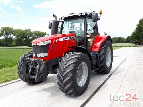 Massey Ferguson 7718 Dyna Vt Exclusive