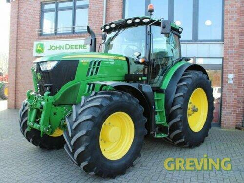 John Deere 6195R Año de fabricación 2016 Accionamiento 4 ruedas