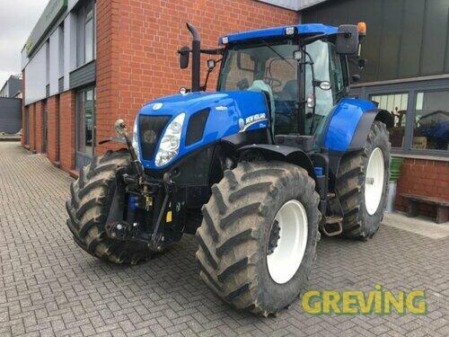 New Holland T 7.270 Bouwjaar 2012 4 WD
