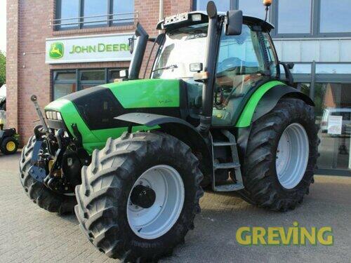 Deutz-Fahr Agrotron M 620 Año de fabricación 2010 Accionamiento 4 ruedas