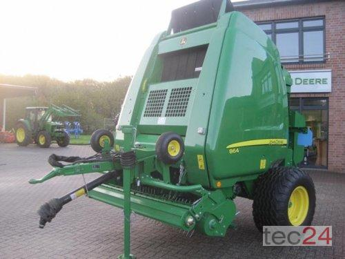 John Deere 864 Maxicut Coveredge Year of Build 2016 Ahaus-Wüllen