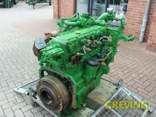 John Deere Motor T660 Year of Build 2016 Ahaus-Wüllen
