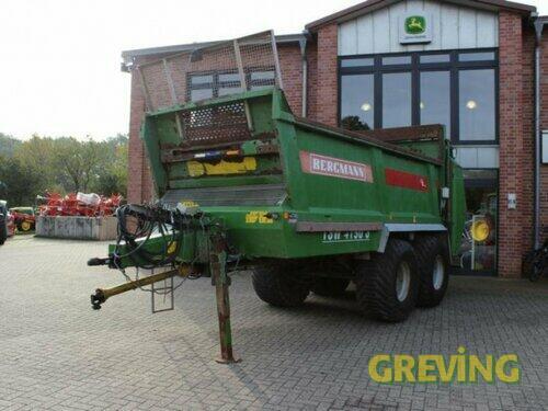 Bergmann Tsw 4190 S Baujahr 2009 Ahaus-Wüllen
