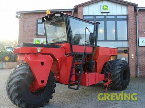 Horsch Tt220 Selbstfahrer Gülle Año de fabricación 1985 Ahaus-Wüllen
