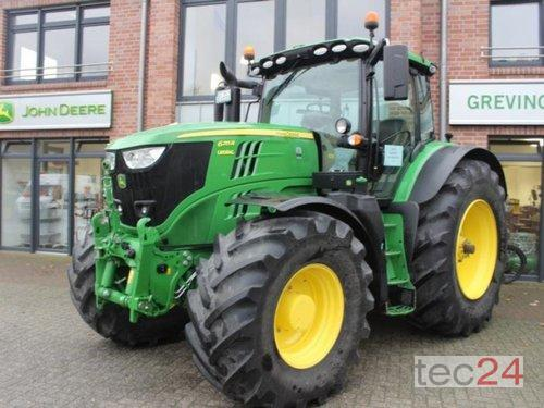 John Deere 6215R Year of Build 2018 4WD