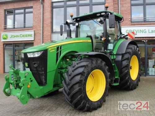 John Deere 8370R Year of Build 2019 4WD