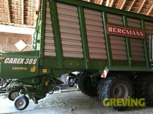 Bergmann Carex 38s Año de fabricación 2017 Ahaus-Wüllen