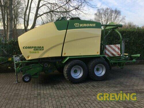 Krone Comprima CV 150 XC Рік виробництва 2018 Ahaus-Wüllen