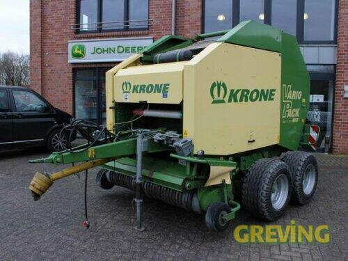 Krone Vario Pack 1800 Año de fabricación 2003 Ahaus-Wüllen