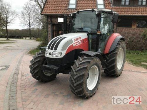 Steyr 4105 Kompakt Year of Build 2014 4WD