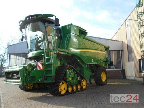 John Deere T 660i ProDrive Year of Build 2016 4WD