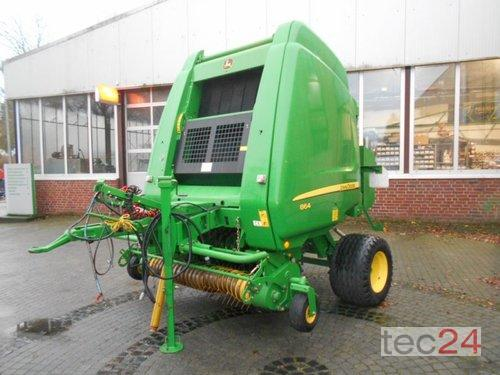 John Deere 864 Premium Maxicut Year of Build 2012 Greven