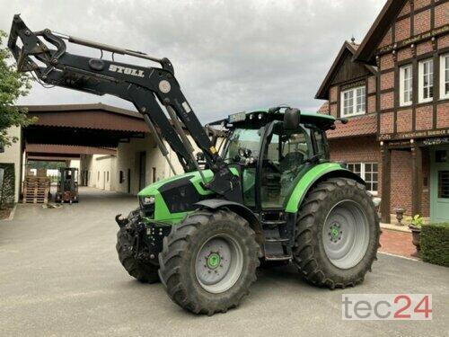 Deutz-Fahr Agrotron 5130 Prednji utovarivač Godina proizvodnje 2015
