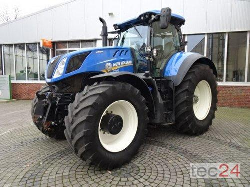 New Holland T 7.290 Auto Command Year of Build 2016 4WD