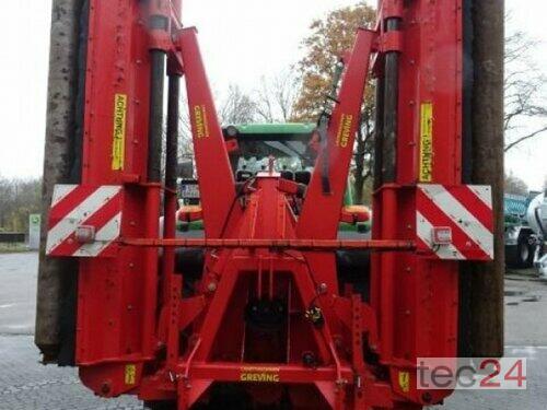 Sauerburger Pegasus 8000 Und Frontmulcher Wm 3000 anno di costruzione 2012 Greven