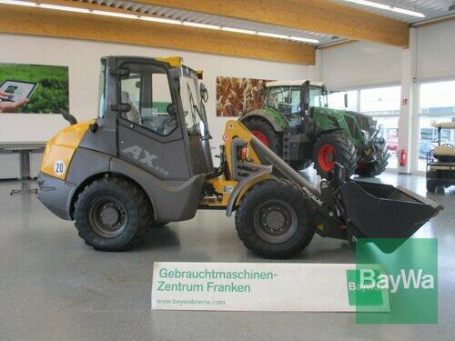 Mecalac Ax 850 Anul fabricaţiei 2015 Bamberg