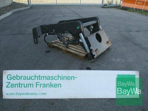 Kreuter Vtr 400 Tragrahmen Für Fendt Cargo Konsolen Baujahr 2011 Bamberg